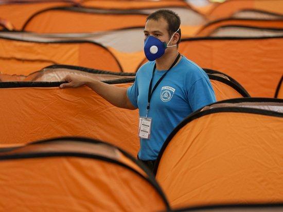 В Европе стали умирать от коронавируса каждые 17 секунд