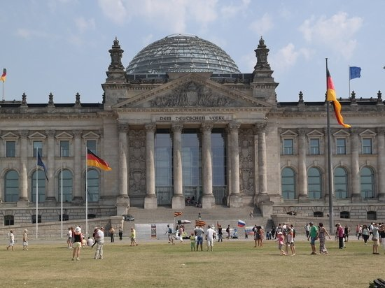 Бундестаг отклонил инициативу о поддержке