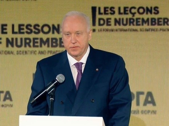 Глава СКР заявил о геноциде советского народа в годы войны