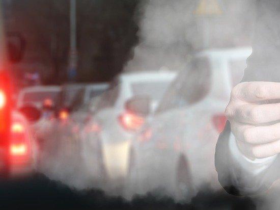 Воздух вокруг автотрасс в России стал чище в 2 раза