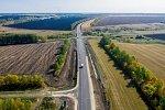 В Тамбовской области отремонтировали более 60 км федеральных автодорог