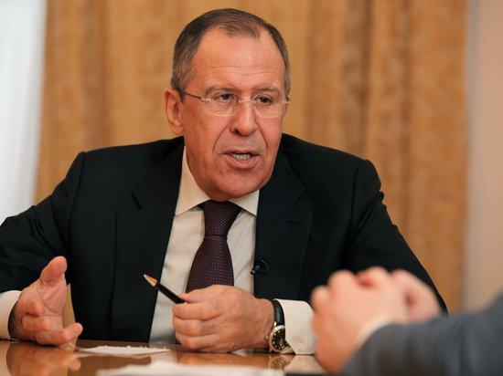 Лавров заявил о планах юридически закрепить обязательства участников ДОН