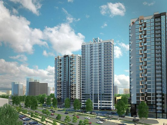 Обвал рынка жилья начался в Белоруссии