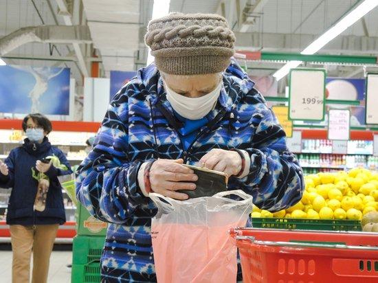Новый рывок: еда в РФ подорожала в 3 раза быстрее, чем в ЕС
