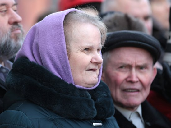 Российские пенсии наглядно сравнили с заграничными