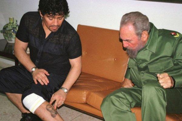 Почему Марадона дружил с политиками, которых отвергал Запад