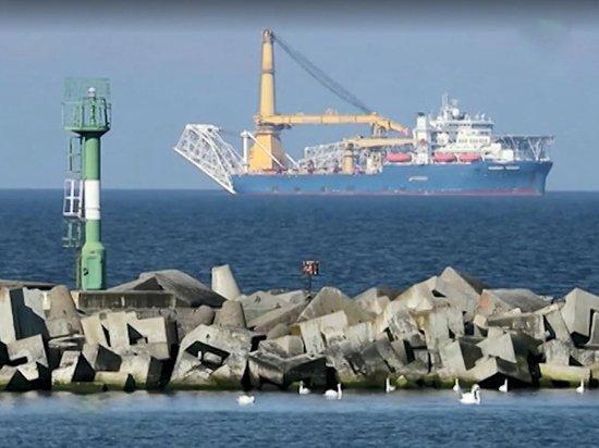 Названы сроки достройки «Северного потока-2»: эксперты засомневались в их реалистичности