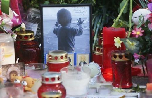 В храме памяти жертв катастрофы над Синаем прошла первая служба
