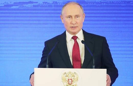 Путин отметил роль патриотизма и сплоченности в объединении россиян