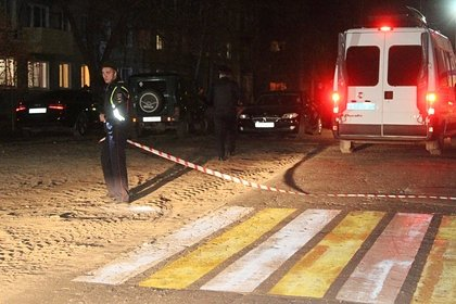 Четыре человека погибли при пожаре в российском городе