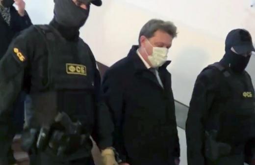 Суд арестовал мэра Томска Кляйна