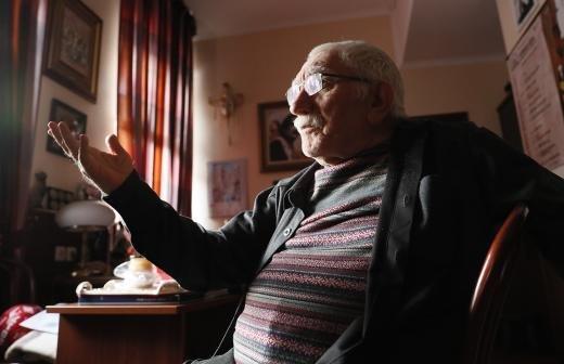Приемный сын Джигарханяна показал одно из последних фото артиста