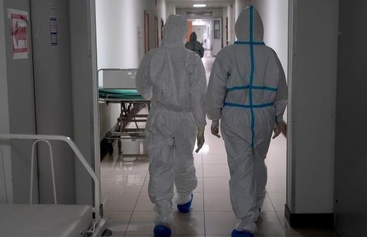 В России выявили 22 410 новых случаев коронавируса