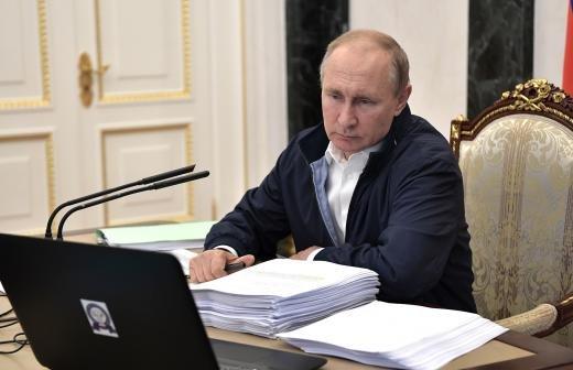 Песков рассказал о желании Путина общаться с населением