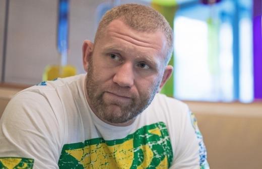 Бойца Яндиева выпустили из изолятора временного содержания