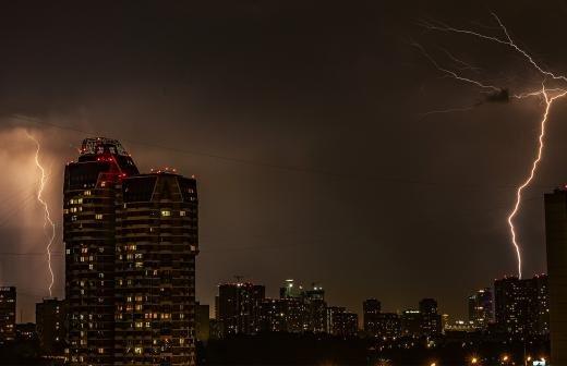 В Приморье более 100 тыс. человек остались без электричества