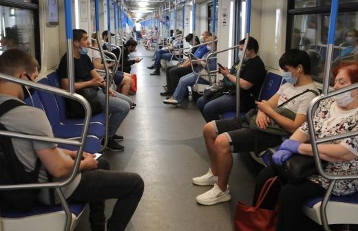 Вестибюль станции «Новослободская» метро Москвы закрылся на год