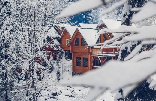 Россияне назвали идеальное место для встречи Нового года