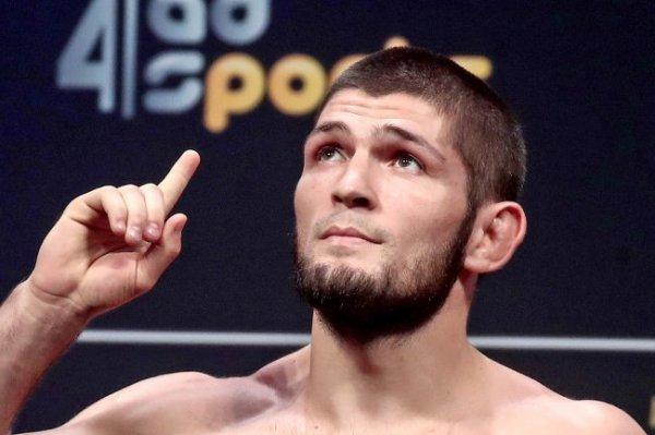 Нурмагомедов допустил возвращение в UFC за 100 млн долларов