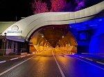 В Сочи досрочно открыто движение по одному из самых протяженных тоннелей России