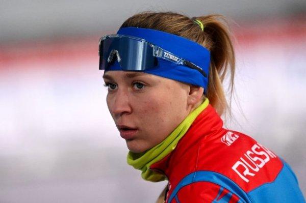 Биатлонистка Павлова объяснила свое скандальное высказывание о сборной
