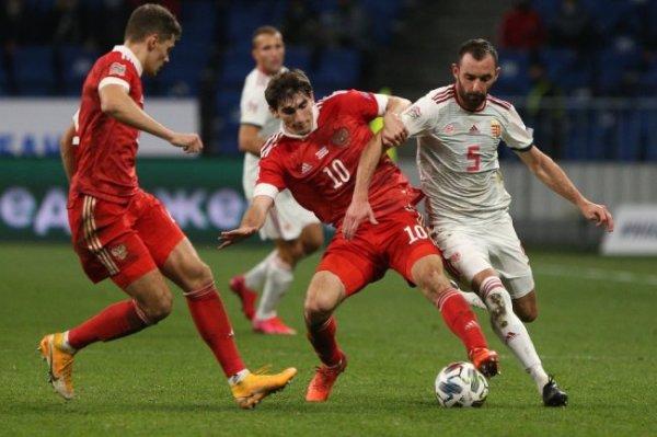 Сборная России узнала соперников по отборочной группе ЧМ-2022