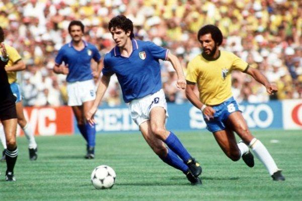 Умер итальянский футболист и чемпион мира 1982 года Паоло Росси