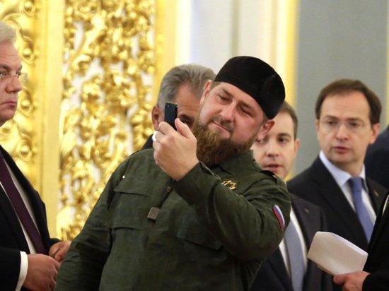 Кадыров назвал новые санкции США