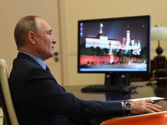 Путин испугался, что будет как в СССР