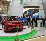 КАМАЗ представил компактный городской электромобиль «КАМА-1»