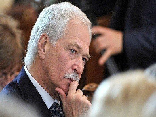 Грызлов: Украина перечеркивает усилия всех сторон в переговорном процессе