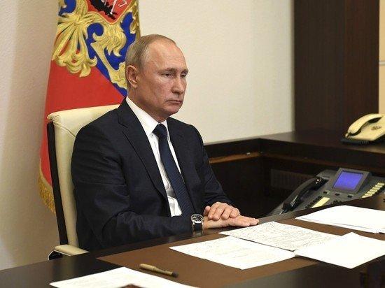 Путин подписал указ о новогодней выплате детям