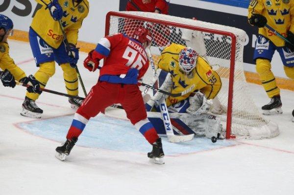 Сборная России победила на домашнем этапе Евротура