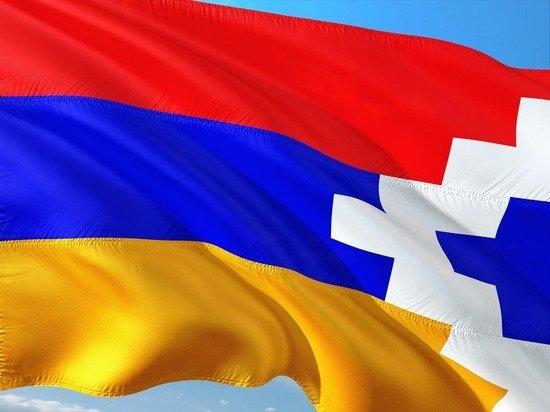 Крупную партию гуманитарной помощи доставили из России в Арцах