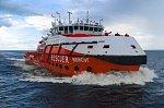 Многофункциональное аварийно-спасательное судно «Бейсуг» принято в состав флота Морспасслужбы