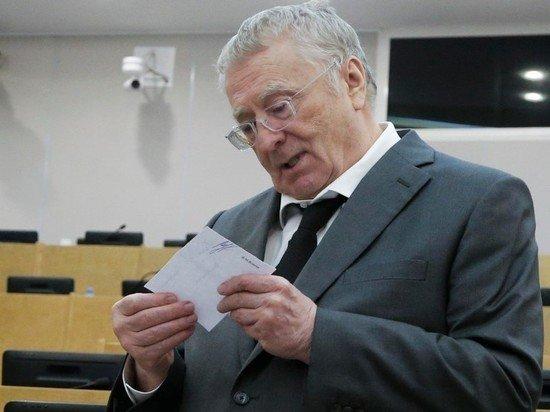 Жириновский объяснил свой