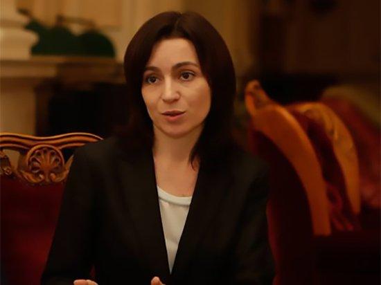Санду сообщила, при каком условии посетит Россию