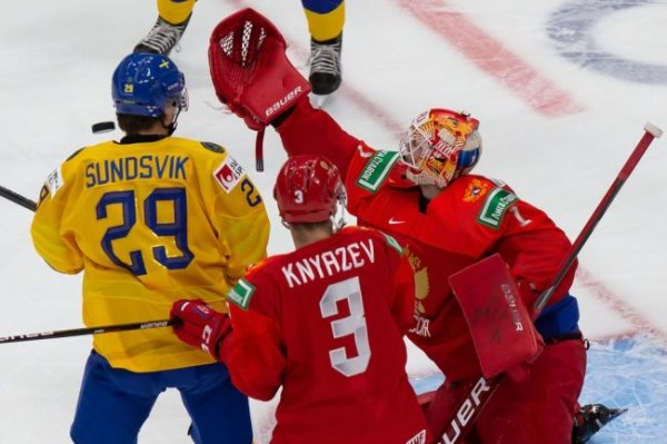 Ларионов прокомментировал победу над шведами в овертайме на МЧМ