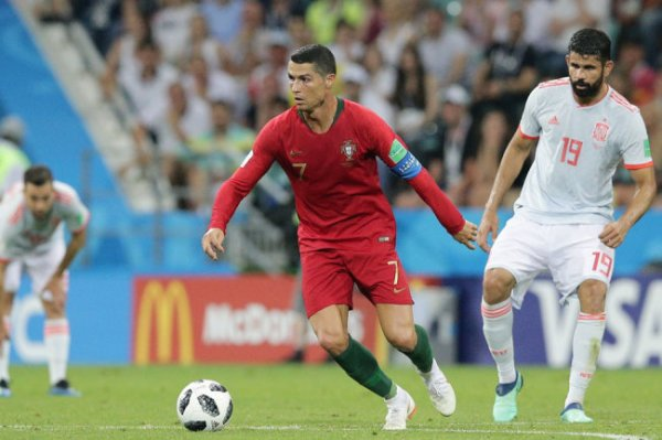 Роналду стал лучшим снайпером топ-5 лиг Европы в 2020 году