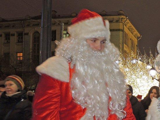 Украинские СМИ назвали Деда Мороза