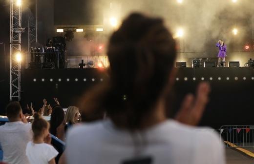 Баста прокомментировал ситуацию в связи с концертом в Ледовом дворце