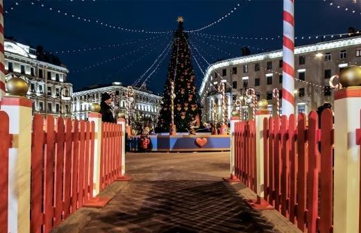Метро не будет работать в новогоднюю и рождественскую ночи в Петербурге