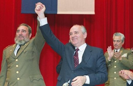 Пресс-секретарь рассказал о самочувствии Горбачева