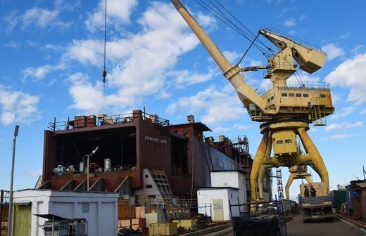 В ОСК заявили о планах построить авианосец на «Севмаше»