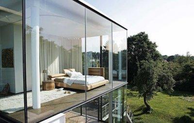Панорамное остекление - изюминка вашего дома
