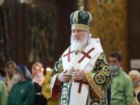 Патриарх Кирилл подвел итоги уходящего 2020 года