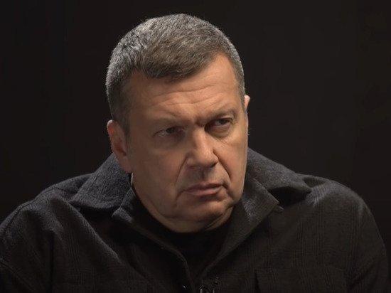 Соловьев рассказал, что его дети ничего не просят у Деда Мороза
