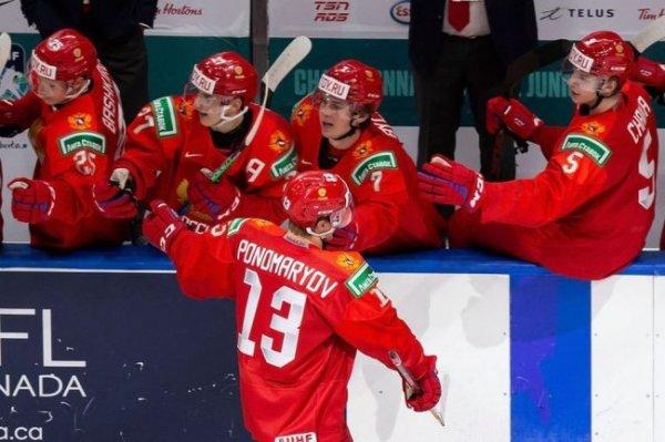 Сборная России сыграет с Канадой в полуфинале МЧМ-2021