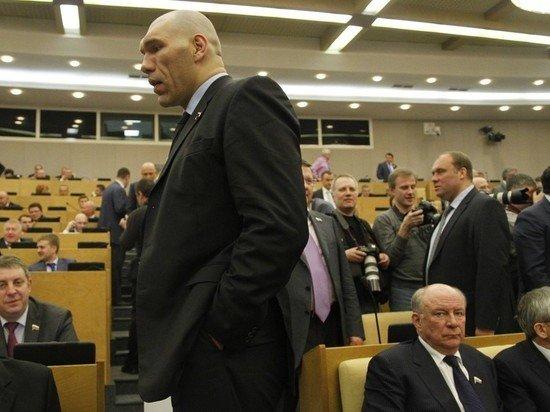 Валуев решил снова идти в Госдуму в 2021 году