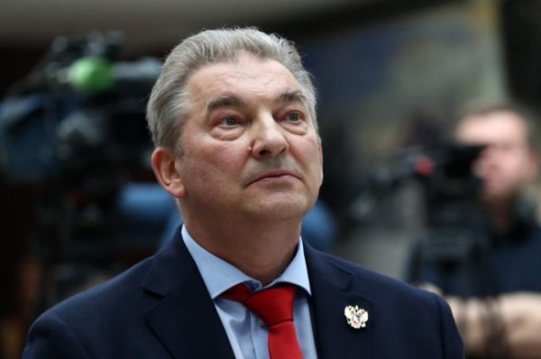Президент ФХР Третьяк прокомментировал итоги полуфинала МЧМ по хоккею